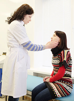 Acupuncturist at a Miami acupuncture clinic.